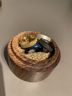 Stainless steel Ring Wedding band for Sale in Swansea,  IL