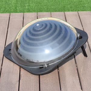 Black Outdoor Solar Dome Swimming Pool Water Heater for Sale in Rancho Cucamonga, CA