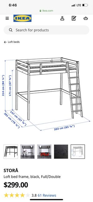 IKEA loft bed! for Sale in Playa del Rey, CA