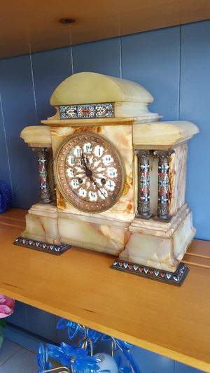 Tiffany antique wind up clock for Sale in Middle River, MD