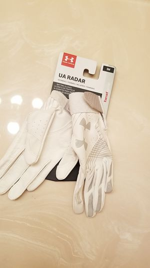 $5 UNDER ARMOUR Baseball women gloves NEW for Sale in Bartlett, IL