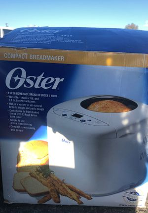 Oyster bread maker for Sale in Chino, CA