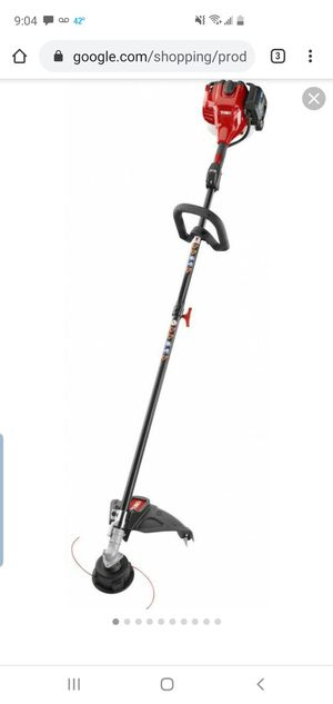 Toro 2-Cycle 25.4cc Attachment Capable Straight Shaft Gas String Trimmer for Sale in Hattiesburg, MS