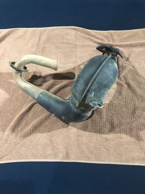 Yamaha blaster exhaust for Sale in Willow Springs, IL