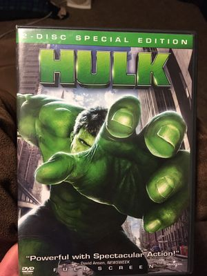 The Hulk 2-Disc Special for Sale in Oklahoma City, OK
