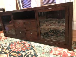Pottery Barn TV stand - Media console for Sale in Maywood, NJ