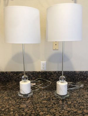 CB2 Table Lamps for Sale in Chino Hills, CA