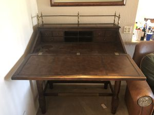 Fold top desk used for drawing architecture for Sale in Pompano Beach, FL
