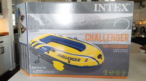 Intex Challenger 2 Inflatable Boat for Sale in Maumee, OH