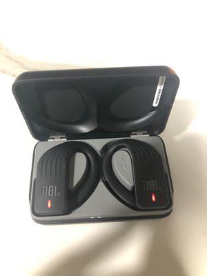 JBL Endurance Peak wireless waterproof headphones for Sale in Austin, TX