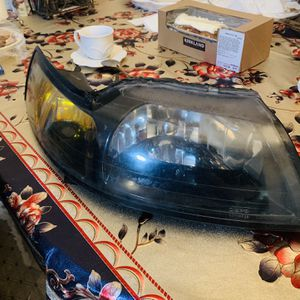 1999-2004 mustang headlights for Sale in Sanger, CA
