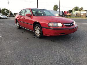 2004 Chevrolet Impala for Sale in Tacoma, WA