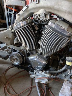 MOTORCYCLE MOTORS & FRAMES/NEW RIMS PARTS GALORE for Sale in Glendale, AZ