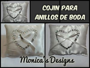 Wedding ring pillow. New. Hand Made. for Sale in Raleigh, NC