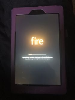 Amazon Fire HD 8 for Sale in Tampa,  FL