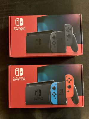 Brand New Nintendo Switches for Sale in Laurel, MD