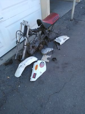 Honda 70cc motorcycle for parts for Sale in Irwindale, CA