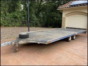 KARVANA Aluminum Trailer 18'x8' for Sale in Dallas, TX