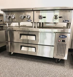 Commercial restaurant refrigerated equipment stand for Sale in Kent, WA