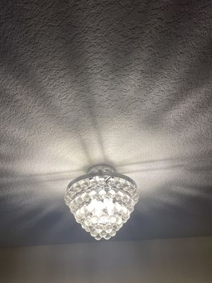 Beautiful crystal ball chandelier for Sale in Miami, FL
