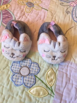 Baby slippers size 2 for Sale in Santee, CA