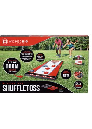 Wicked Big Sports Shuffle Toss Portable Game Set for Sale in New Haven, CT