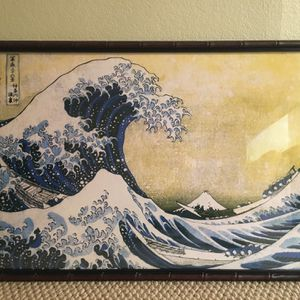Hokusai - The Great Wave off Kanagawa for Sale in Fresno, CA