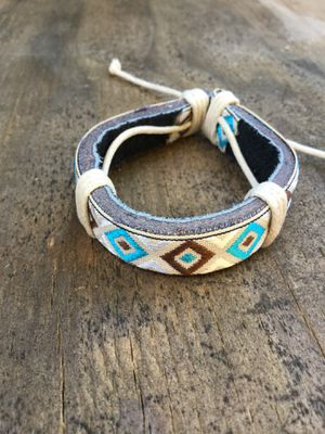 Handmade bohemian adjustable bracelet I do only ship through OfferUp for Sale in Hayward, CA