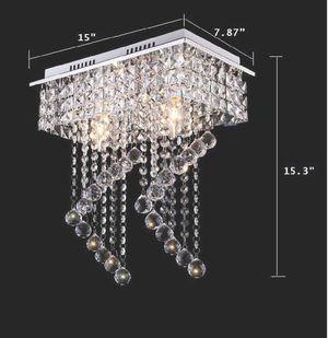 Beautiful Decorative Lamp ceiling lamp crystal lamp for Sale in Memphis, TN