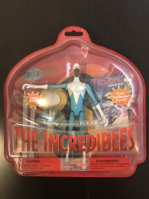 Rare Disney store frozone one action figure for Sale in Los Angeles, CA