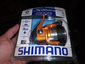 Shimano Fishing Reel. Brand NEW in the packaging! for Sale in Homestead, FL
