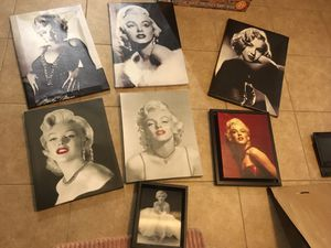 Marilyn Monroe Pictures for Sale in Fort Myers, FL