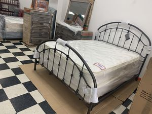 Metal Queen Bed Frame for Sale in Little Rock, AR