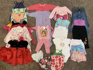 Baby girl clothes 18 months for Sale in Taylorsville, UT