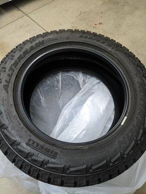 Pirelli scorpion all terrain plus tires 225/65/r17 for Sale in Elk Grove, CA