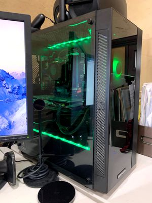 Custom built pc for Sale in Manson, WA