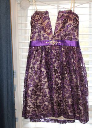Sequence dress size 7 for Sale in Chamblee, GA
