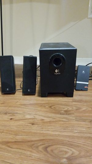 Speaker System With Subwoofer for Sale in Anaheim, CA