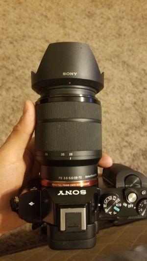 SonyFE 28-70mm f/3.5-5.6 OSS Lens for Sale in Laveen Village, AZ