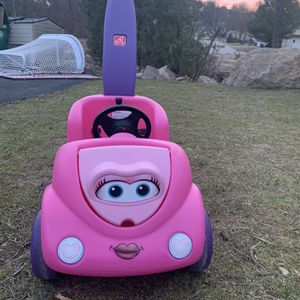 Toddler Girls Push Car Stroller for Sale in Burlington, MA