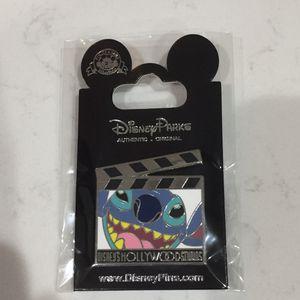 New Stitch Hollywood Studios Clapsboard pin for Sale in Alafaya, FL