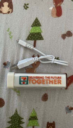 7 eleven power bank for Sale in Reston, VA