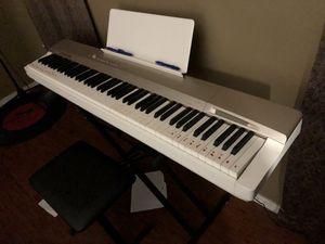 Casio keyboard privia px160 88-key digital stage piano for Sale in Denham Springs, LA
