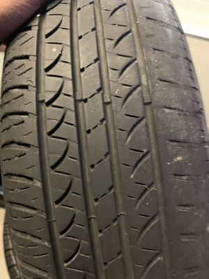 195-70-14 used tire still good for Sale in Rancho Cucamonga, CA