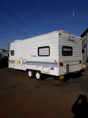 Camping trailer for Sale in Fairview, OR