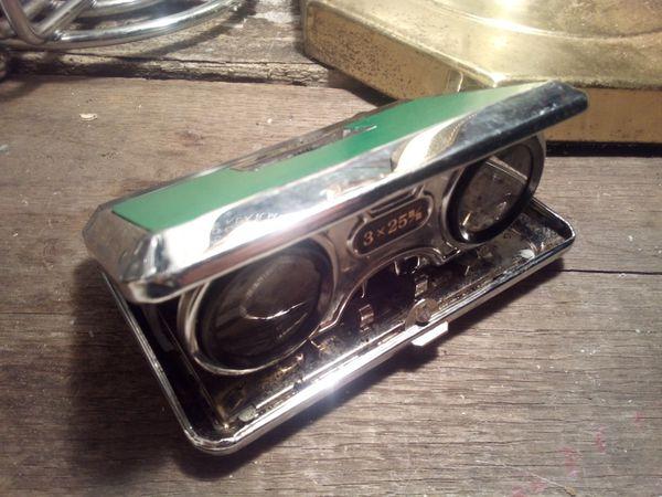 Sport viewer glasses