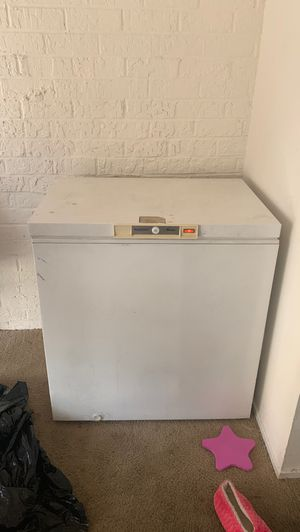 DEEP FREEZER ! Need GONE BY TODAY! for Sale in Gaithersburg, MD