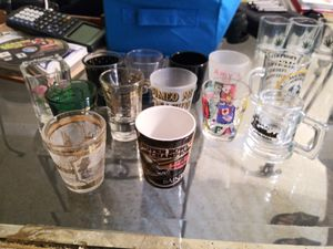 Shot glasses collection for Sale in Lehigh Acres, FL