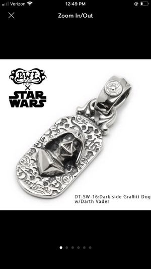 RARE!!! Star Wars x BWL Dog Tag for Sale in Pasadena, CA