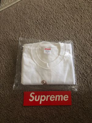 Supreme Rammellzee Tee White for Sale in Kent, WA